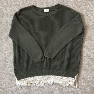 Urban Outfitters Pins and Needles sweater size M